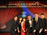 Swhengtee recognised at Global Golden Brand Awards