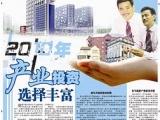 《联合日报》2010年产业投资 选择丰富