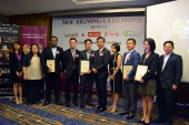 2015 MOU Signing with Property Guru & SinChew Daily