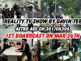 """Anyone Can Be A Property Millionaire""  Reality TV Show First Broadcast on 26th March 2018"
