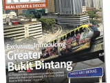 NST Red : Great story about Bukit Bintang becoming the next World's Best Real Estate Investment Destination. Don't miss your copy of the New Straits Times this Friday. Catch Ho Chin Soon and Gavin Tee's cover story interview.